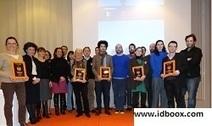 Livres numériques : Bleu de Toi de Dominique Maes récompensé lors des Trophées Dem@in le livre 2013 !! | IDBOOX | Must Read articles: Apps and eBooks for kids | Scoop.it