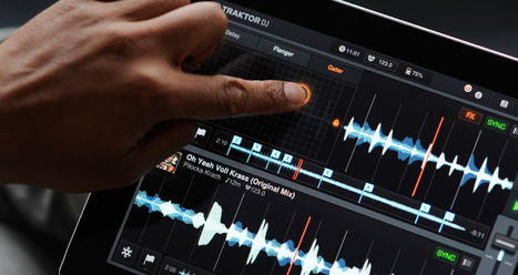 Chain Other iOS Music Apps With Traktor DJ 1.6 | DJing | Scoop.it