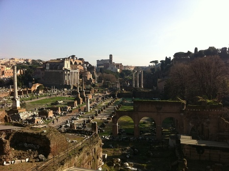 a taste of ancient rome