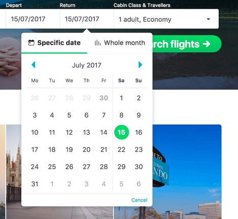 Designing The Perfect Date And Time Picker | Sm