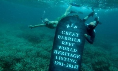 Great Barrier Reef protection plan 'ignores the threat of climate change' | Sustain Our Earth | Scoop.it