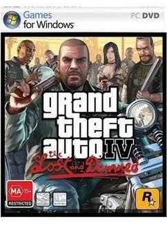 Gta 4 the lost and damned full pc game free dow.