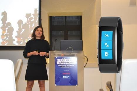 Microsoft throws down gauntlet in health wearable sector | Ecología - Dietética  y Nutrición | Scoop.it