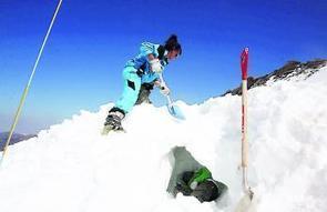 Risque avalancheux important : l'appel à la raison des CRS | Vallée d'Aure - Pyrénées | Scoop.it