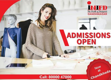 Fashion Designing Courses Gujarat Inifd Gandhinagar Scoop It