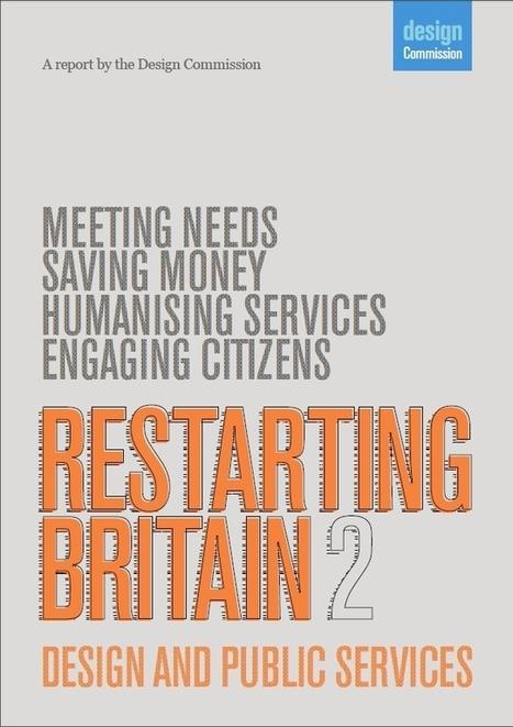 Redesigning Public Services Inquiry: Report   Web et Social   Scoop.it