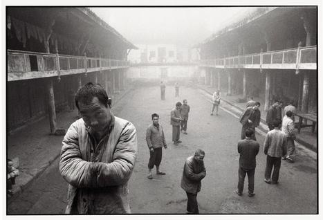 Lu Nan's Trilogy of Men | Photographer:  Lu Nan 呂楠 | BLACK AND WHITE | Scoop.it