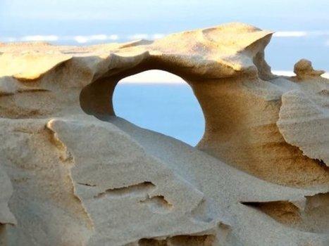 Le froid et le vent ont redessiné la dune du Pilat   The Blog's Revue by OlivierSC   Scoop.it