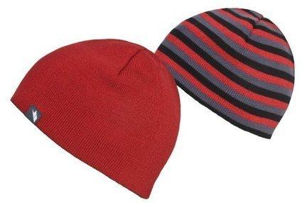 afeb46ac389 Trespass Men s Chiba Reversible Hat - Ruby