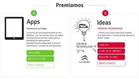 Premios TAB Innovation a las mejores apps para tablets en español - WebAdictos | android creativo | Scoop.it
