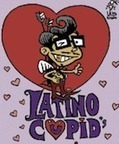 Latino Cupid Valentine's Day cards for tough times | mexicanismos | Scoop.it