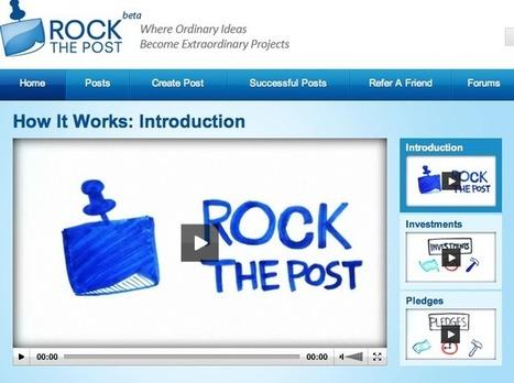 Rock The Post | Home | Tech Bucket List | Scoop.it
