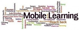 Top 20 Uses for Mobile Learning - Elearning! Magazine BLOG | iLibrarian: Teaching the iGeneration with an iAttitude. | Scoop.it