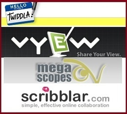 6 Free Online Collaborative Interactive White Boards – 2012 Update | Serious Play | Scoop.it