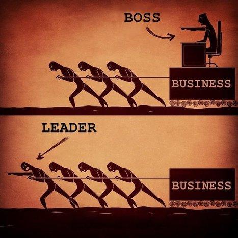Community Manager : Manager ou Leader ? | MediaBrandsTrends | Scoop.it
