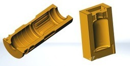 Adapting 3D Printing for Blow Mold Production - 3D Printing Industry | 3D-Print Tech | Scoop.it