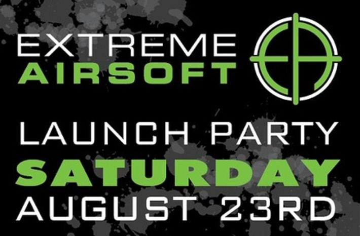 AUGUST 23rd - Extreme Airsoft - RHODE ISLAND's BIG LAUNCH PARTY!   Thumpy's 3D Airsoft & MilSim EVENTS NEWS ™   Scoop.it