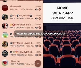Join Latest Movie WhatsApp Group Links (Tollywo