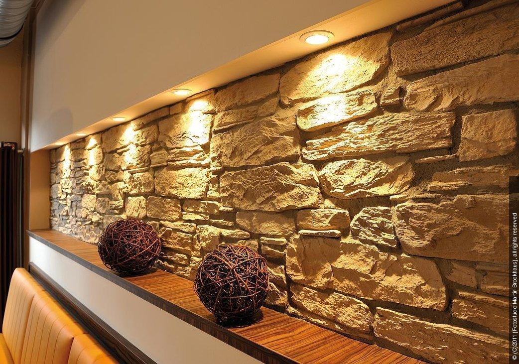 Des parements pierre ou brique pour des maisons - Parement pierre exterieur brico depot ...
