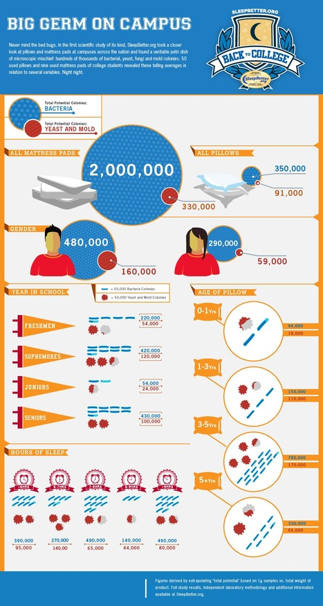 Daily Infographic | Visual Literacy | Scoop.it