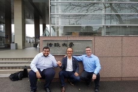 De Tokyo à Saint-Pétersbourg, en passant par Gandhinagar et Fukuoka, la mobilité fait son chemin - HES-SO Valais-Wallis | eServices | Scoop.it