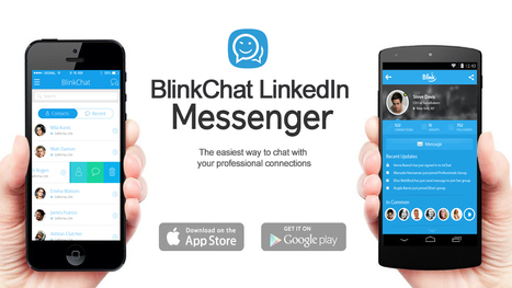 LinkedIn Messenger App | Blink Chat for LinkedIn™ | Scoop.it