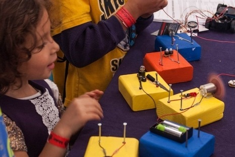 The Common Core Meets the Maker Movement | MakerSpace in the School Library Media Center | Scoop.it