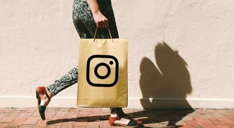 Comment utiliser le bouton d'Instagram pour son e-commerce ? | SocialMedia & Social Networking | Scoop.it