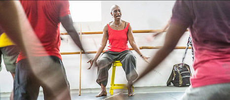 Afrique - Germaine Acogny, elle fait danser le continent   My Africa is...   Scoop.it