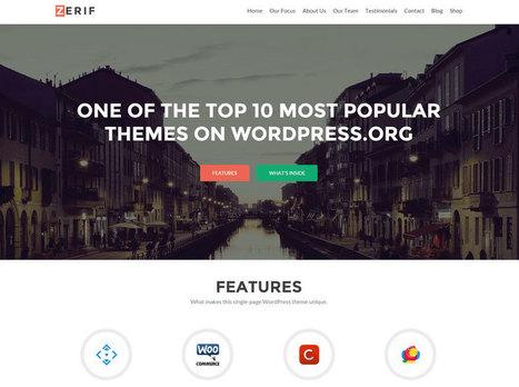 I Migliori Temi Wordpress Gratis - Final Design | wordpressmania | Scoop.it