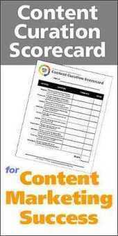 Measure Your Content Curation Success: A 10 Question Scorecard | Social Media, the 21st Century Digital Tool Kit | Scoop.it