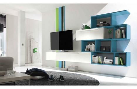 Pareti Attrezzate Moderne: design e praticit&ag...