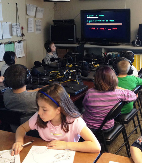 Teachers, parents say students thrive in 'flipped learning' classrooms   elearning   Scoop.it