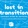 Lost in transition : Comment re-lier les territoires