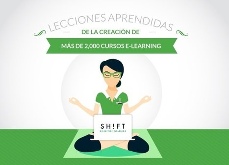 Lecciones aprendidas de la creación de más de 2.000 cursos #elearning | E-Learning, Formación, Aprendizaje y Gestión del Conocimiento con TIC en pequeñas dosis. | Scoop.it