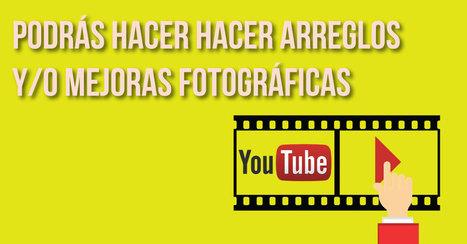 5 canales de Youtube que te enseñarán a editar fotos | Educacion, ecologia y TIC | Scoop.it