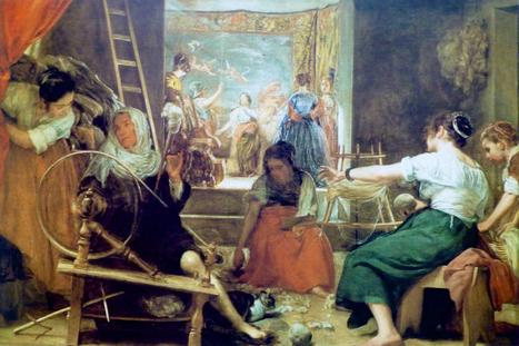 Las Hilanderas: Ovidio en Velázquez | Mitología clásica | Scoop.it