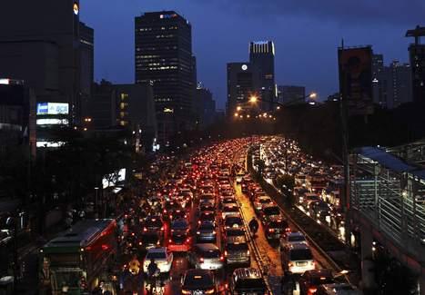 Vivre dans une ville «anarchique» : Jakarta, Indonésie | 7 milliards de voisins | Scoop.it