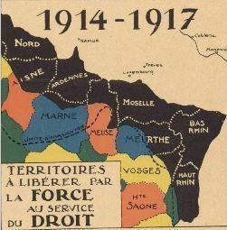 1 décembre 1916 : l'arrivée de rapatriés d'Allemagne - [Archives départementales de LA] | Histoire 2 guerres | Scoop.it