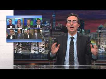 John Oliver and the Statistically Representative Climate Debate | Sustain Our Earth | Scoop.it