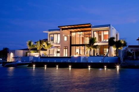 Bonaire House by Silberstein Architecture | Augusta Interiors - Creativity Unleashed | Scoop.it