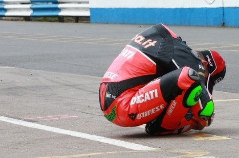 Giugliano: I'm still only at 70% fitness | Ductalk Ducati News | Scoop.it