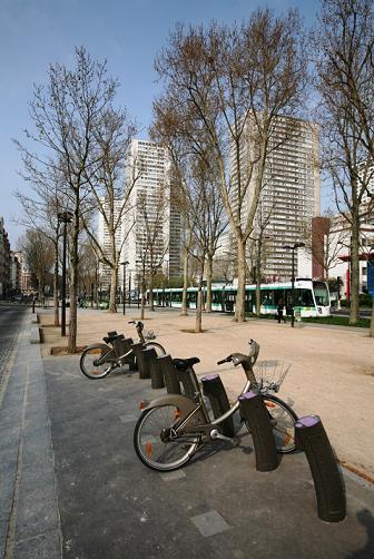 Vélib et moi le blog : Vélib' laisse place aux chantiers parisiens | Projet les Halles | Scoop.it
