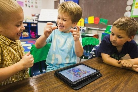 Are Tablets the Way Out of Child Illiteracy? | Mindful Education | Scoop.it