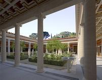 Villa reconstruction 2, Pompeii, Italy | Roma Antiqua | Scoop.it