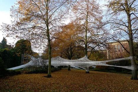 Sven Jonke, Christoph Katzler and Nikola Radeljković:Tape HasseltHouse | Art Installations, Sculpture, Contemporary Art | Scoop.it