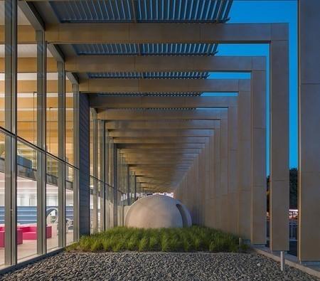 Pontivy Media Library / Opus 5 architectes   ABCDaire : architecture, bibliothèque, culture, design   Scoop.it