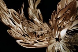 AVEDA Congress 2013: The Art of Hairdressing with 3D Printing | Additive Manufacturing News | Scoop.it