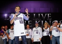 Vivek Ranadive Gives Sacramento Kings New Direction with Technology | Ad Vitam Basketball | Scoop.it
