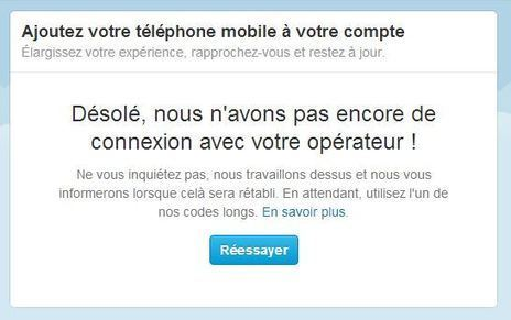 Twitter : la double authentification encore inactivée en France (MAJ) | Geeks | Scoop.it